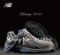 Free shipping Brand NB M2040GL Original quality Mens running shoes Fashion sport Men&#39;s Walking shoes