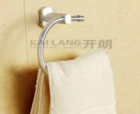aluminum Towel Hanger bathroom accessories wall mounted towel ring