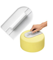 Sugarcraft Fondant Smoothing Cake Decorating Smoother Edge Polisher Tool Mold
