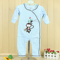 13 spring baby bodysuit 100% cotton long-sleeve romper baby bodysuit newborn clothes romper 100% cotton