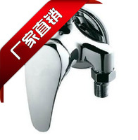 Shower set faucet ming mounted hot and cold mixing valve copper 10 y136