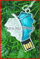 Free shipping 4GB 8GB 16GB 32GB Maple leaf shape creative usb flash disk usb storage memory disk gift usb  +MOQ:1pcs