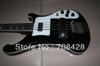 2014 hot bass free shipping new arrival ricken back black color  4 STRING BASS guitar ricky bass