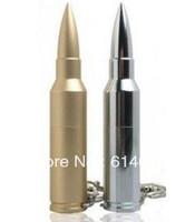 NEW  Metal Bullet Shape Genuine  4GB 8GB 16GB 32GB free shipping
