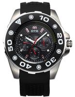 Sport Watch! Ots men's stainless steel electronic watch man fashion outside sport multifunctional waterproof watch v9002 -hwy