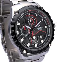 Sport Watch! Casima man steel watch luminous waterproof sports outdoor casual mens watch -hwy
