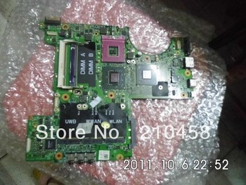 Best  price   laptop  motherboard  for dell xps m1530  improve vga card   test  well  before  send