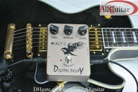 Effects Guitar 600ms Digital Delay Effect Pedal True Bypass Delay time range:25ms-600ms +Guitar Cabl