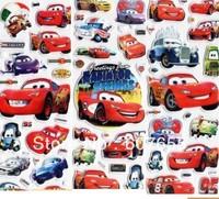 Lovable cartoon 3D three-dimensional handset label/children car sticker 20pcs/lot free shipping wall sticker