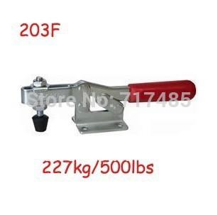 Horizontal Toggle Clamp 203F 227Kg 500 Lbs Free Shipping(China (Mainland))