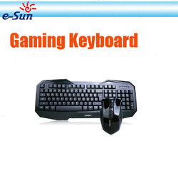 Tarantula d9700 wireless mouse and keyboard set cfdota professional gaming mouse keyboard set free shipping(China (Mainland))