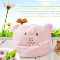 Kang Baole velvet Baby Hat lining cotton autumn winter newborn babies hot-selling