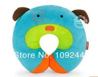 U-shaped pillow nursing the collar retaining occipital baby animal shaped pillows cute 2pcs/lot