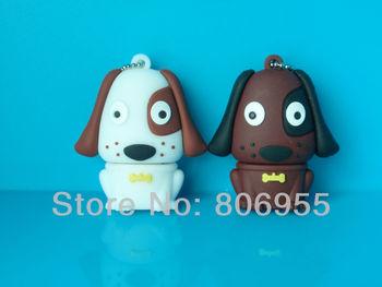 Free Shipping Guaranteed full capacity transformer Dalmatians usb cute dog USB Flash Drive 1GB 2GB 8GB 16GB 32GB