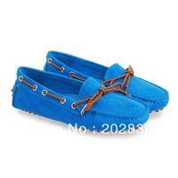 MOQ1-2013 women' leather fashion Loafers
