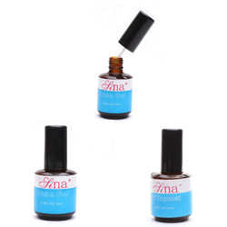 1pc /lot ,Nail Art Beauty UV Top Coated Clear Base Gel 14ml Protect Polish Gloss Glaze(China (Mainland))
