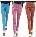 Spring Style Candy Colors pencil pants, Women&#39;s lenggings pants wholesale and retail
