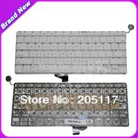 Original US Keyboard For Apple A1342 MC516LL/A  MacBook Unibody 2010  US Layout Keyboard