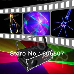 ILDA+SD+2D+3D Mutil-Functional 500mW RGB laser show system/laser light(China (Mainland))