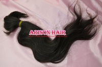 Cheap wholesale 12-32inch  AAAAAA+  Real Brazilian remy human hair bulk unprocessed virgin hair with cuticle can dye any colors
