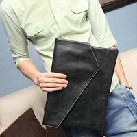 2013 New Arrival Fashion Party Envelope Bag Clutch Chain Purse Lady's Brand Crocodile Pattern Handbag Tote 37*27CM Free Shipping