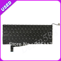 "LAPTOP SP Keyboard FOR Apple MacBook Pro Unibody 15"" A1286 2008 Year"