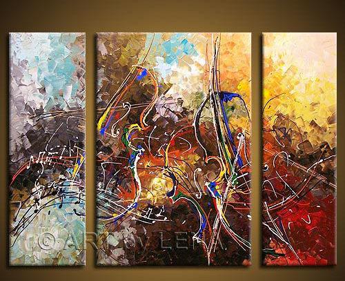 Дафен абстрактная живопись маслом на ...: ru.aliexpress.com/item/dafen-abstract-oil-painting-on-canvas...
