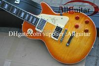 custom shop Jimmy Page signature 1958 mahogany ebony fingerboard Electirc Guitar Musical Instruments