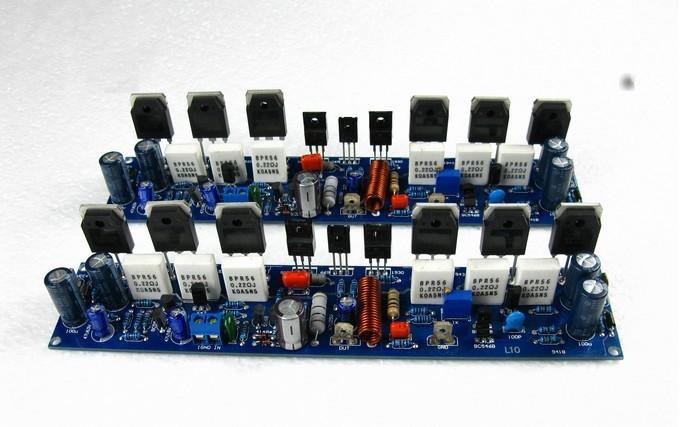 5 stück viel l10-1 cpi cpi Ausgangsleistung verstärker platine: 50w +50 w 8 Ohm Verzerrung power+free versand