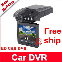 "Free shipping 120 degree angle IR Vehicle in-Car DVR Dash Cam Camera Road Video Recorder Night Vision 270 2.5""(China (Mainland))"