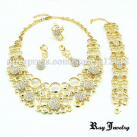 Buy 2 get 1 free, Fashion Jewelry, 2013 New Style African Costume Jewelry Sets Jewellery Free Shipping