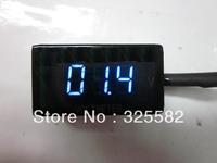 Blue LED DC 100V HHO Solar Golf car Digital Volt Meter