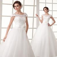 100% quality guarantee  wedding formal dress princess bride married bag bandage winter wedding dress