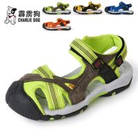 2012 child sandals female child sandals male child sandals shoes children shoes sandals genuine leather