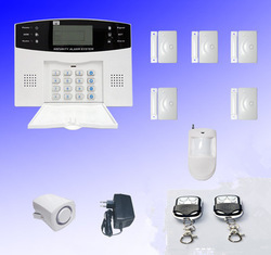 30%OFF Wireless Home Security PSTN Alarm System w Autodialer,LCD,Voice,Clock 2E(China (Mainland))