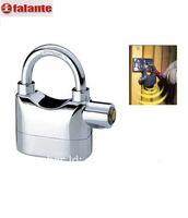 free shippment  alarm lock is used to lock the door alarm padlock