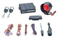 One-way automobile anti-theft alarm system