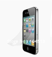 Clear Screen Protector Skin LCD Guard Cover for iPhone 4 4s without retail pcakage ,2000pcs/lot