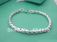 DB267 // Free shipping hot sale 925 silver Bracelet, silver Bracelet, wholesale fashion jewelry, new promotion