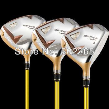 3pc/lot Honma MG803 Golf Club 1pc driver 9 or 10 degree or 2pc 3#/5# wood ARMRQ UD54 Shaft Stiff/Regular flex