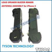 speaker antenna assembly loud speaker buzzer ringer for iPhone 4 4g Free Shipping