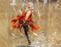 Free shipping Guilty Crown Inori Yuzuriha 1/8 Scale Painted PVC Figure