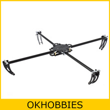 X450 Real Carbon Fiber MultiCopter Quad-Rotor Multi Copter Frame(China (Mainland))