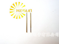100PCS/LOT P100-B1 Dia 1.36mm 180g Spring Test Probe Pogo Pin