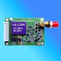 915mhz wireless rf module  ,wireless data transceiver with 1W