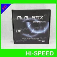 Memobox U2 1080pi Full HD Satellite Receiver free shipping via POST