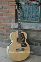 New Style Pete Townshend signature Acoustic guitar AAA top Solid spruce Back/Side/neck Tiger stripe