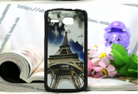 For HUAWEI shine mobile phone case g500 phone case u8836d protective case colored drawing cartoon protective case film
