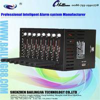 8 ports Wavecom Q2403 GSM/GPRS Modem pool