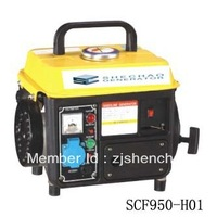 4-stroke single cylinder portable Gasoline Generators with copper